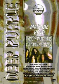 Cover Deep Purple - Machine Head [DVD]